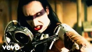 Смотреть клип Marilyn Manson - The Beautiful People