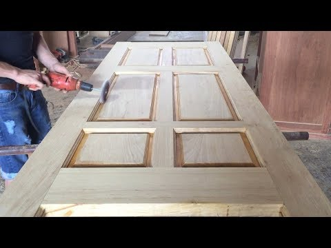 Amazing Woodworking Skill