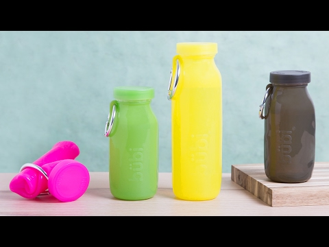 Bubi Bottle - Scrunchable Water Bottle