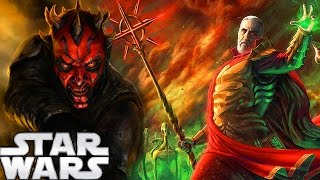Was Darth Maul More Powerful Than Count Dooku? Star Wars Explained