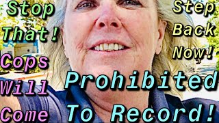Assaulted & Harassed By Psycho Karens For Simply Filming In Public-1st Amendment Audit #KC