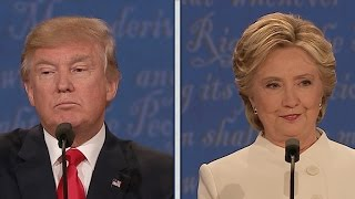2016 Final Presidential Debate: Russia and Wikileaks