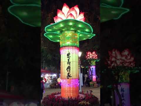 2019高雄燈會佛光山燈區