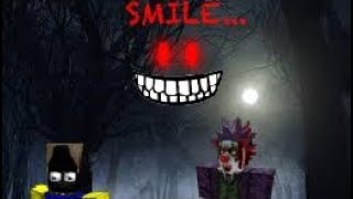 SMILE... | ROBLOX scary game SMILE...|