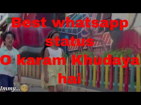 O karam khudaya hai || Rustum || Whats app...