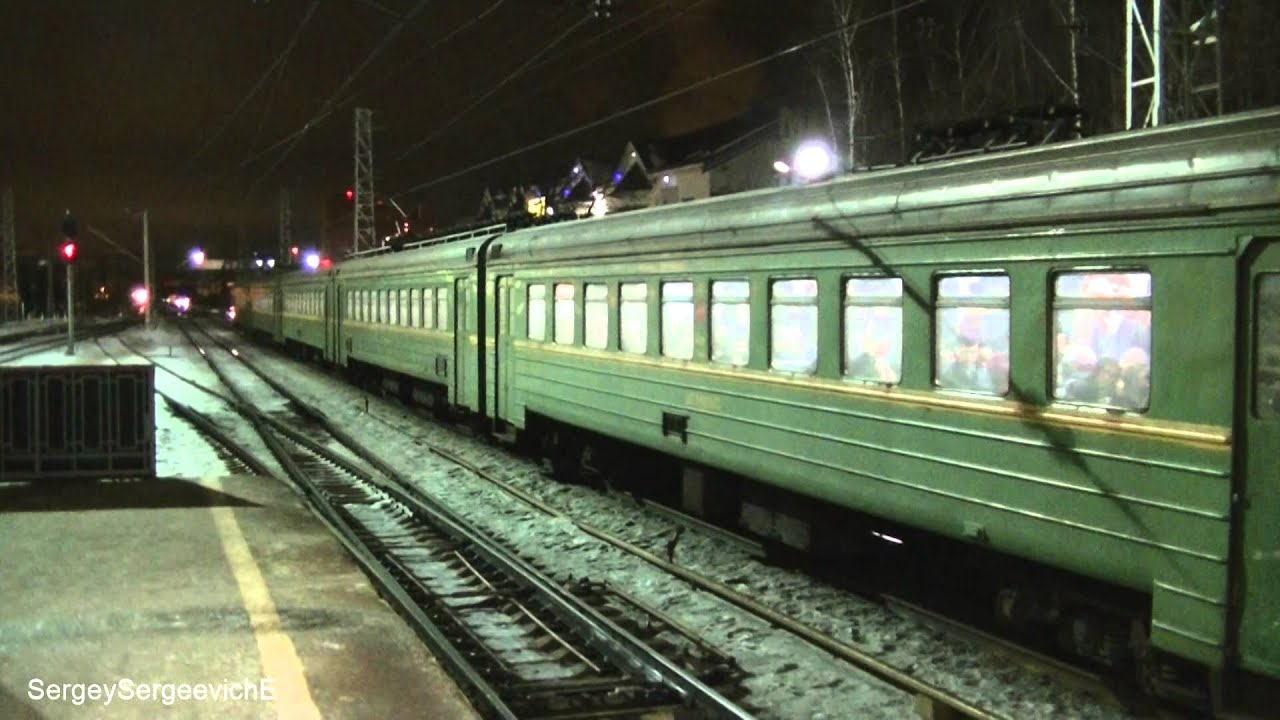 Электрички львовская курский вокзал