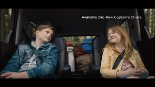 homepage tile video photo for All-New 2022 Nissan Pathfinder | The Hump