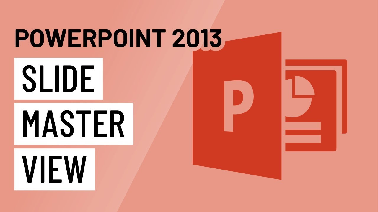 Powerpoint 2013 slide master view youtube powerpoint 2013 slide master view toneelgroepblik Image collections