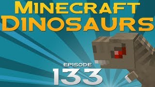 Minecraft Dinosaurs! - Episode 133 - We have the whole herd