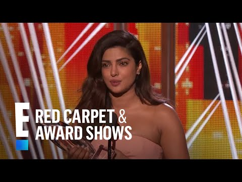 "Thumbnail: Priyanka Chopra is the People's Choice for ""Favorite Dramatic TV Actress"""