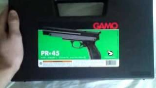 v2Movie : Gamo compact  177 - Disassembly
