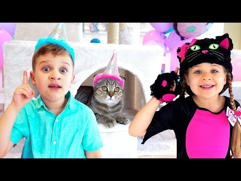 Diana and Roma  The best cat stories for kids