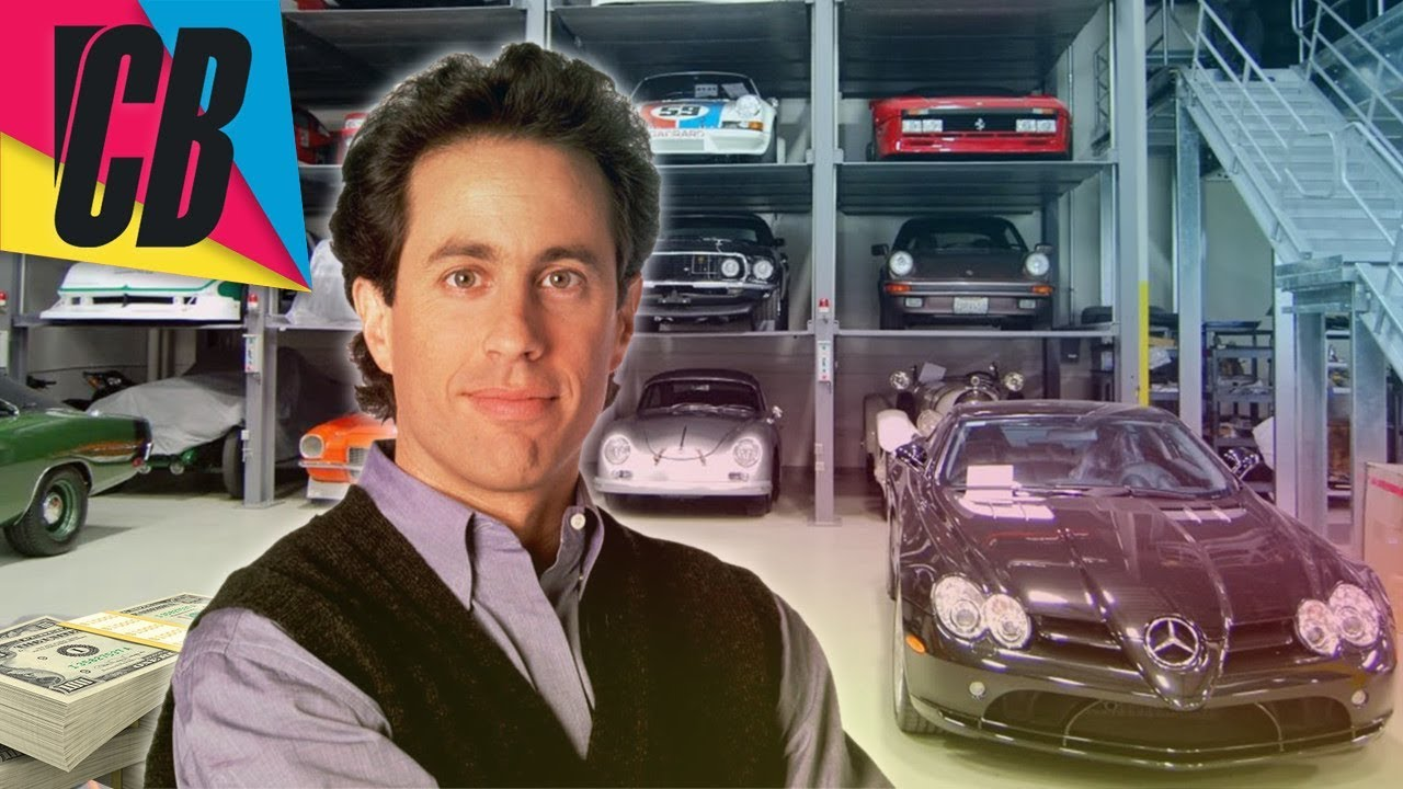 Jerry Seinfeld Car Collection >> Jerry Seinfeld Net Worth Car Collection House Family