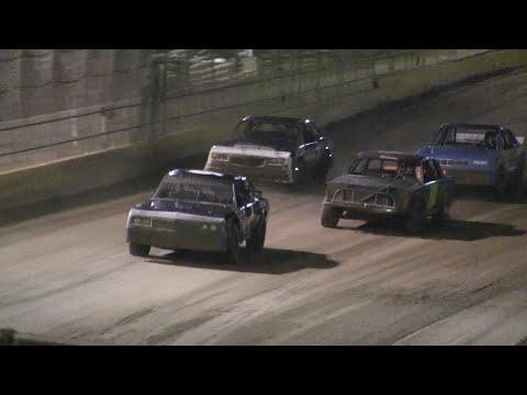 V8 Thunder Stocks Heat Race - Hendry County Motorsports Park 9-5-15