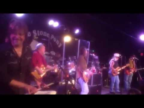 Marshall Tucker Band (w/Tom Hampton) - Can't You See (excerpt) @ Stone Pony 6.16.2013