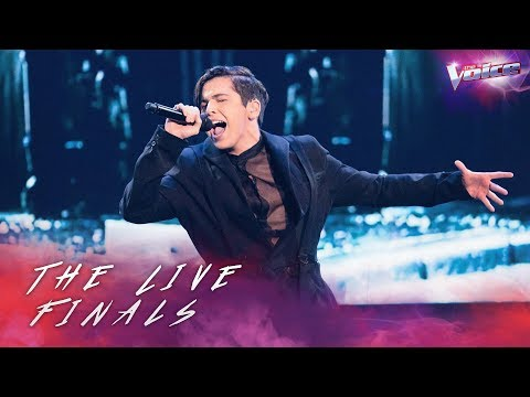 The Lives 4: Aydan Calafiore sings Pray For Me | The Voice Australia 2018