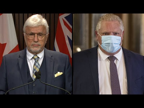 PC MPP defies Doug Ford, says he won't get vaccinated | COVID-19 in Ontario