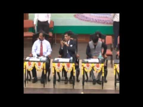 University of Mysore Foundation stone Laying of School of Planning & Architecture