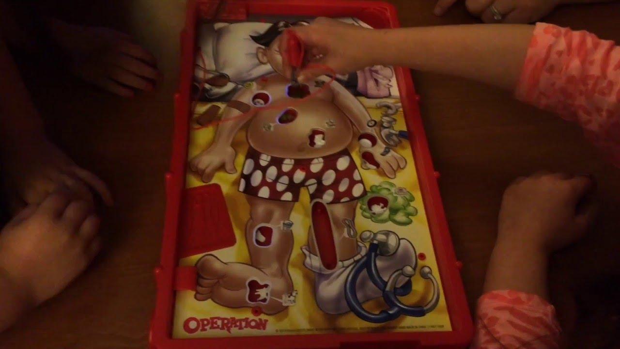 Operation Spiele