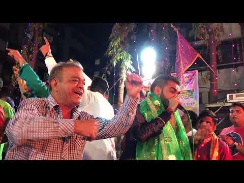 Vivek Sharma (Jitu )तेरह पीढियां ऊपर महारो श्याम dt 11.02.18 @ श्री साई मंदिर  मलाड वेस्ट मुम्बई !!