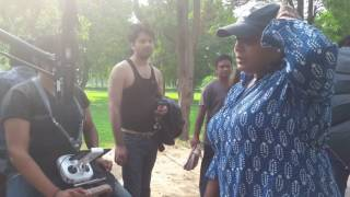 Video #Reshmakhan explaining d drone shot on location for movie #shorsharaba download MP3, 3GP, MP4, WEBM, AVI, FLV Juli 2018