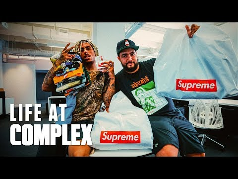 Supreme Reseller Shares Insight To The Secondary Market | #LIFEATCOMPLEX