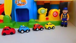 Мультик про машинки Таксі Автомийка - Місто машинок 112 серія Мультфільми українською для дітей