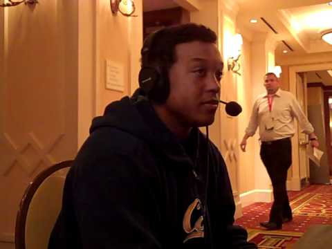 2012 Cal commit Hardy Nickerson Jr. on The Buck on Sports.mp4
