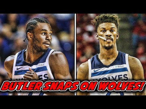 Jimmy Butler Shows Up To Practice & Cusses Out the Entire Team | NBA News