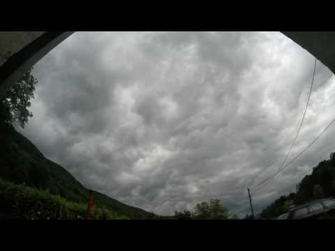 GOPRO    Timelapse cloud ballet with the Hero 4