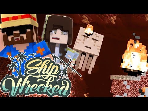 TRAPPED AND ALONE! | ShipWrecked #4