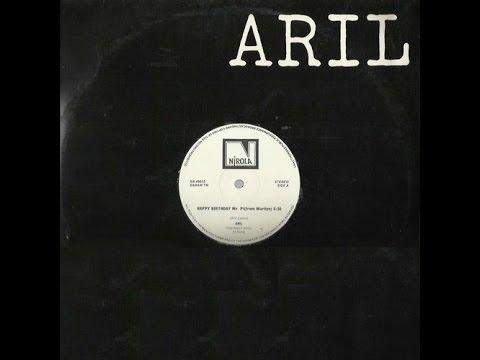 Aril - Happy Birthday Mr  Pt (From Marilyn)