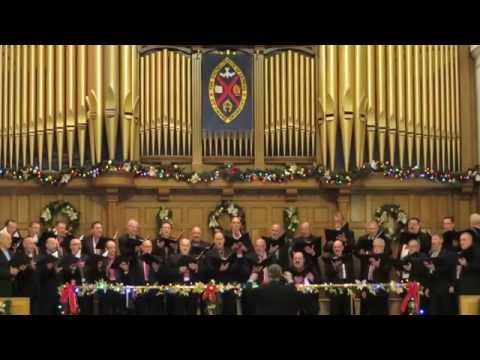 The Ukrainian Male Chorus of Edmonton presents