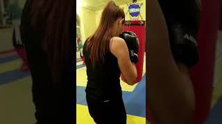ГВАРДИЯ ЗАХАРА ПРИЛЕПИНА Тренировка рукопашный бой Девушки