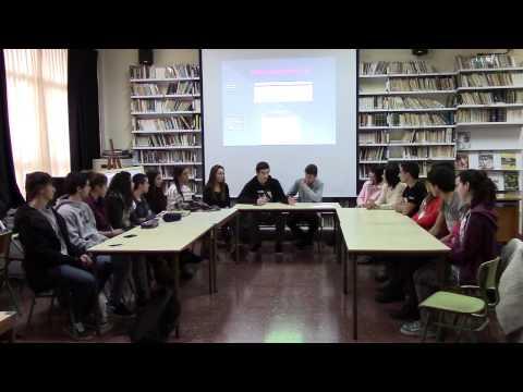 COLOQUIO CON LOS PROTAGONISTAS DEL SISTEMA EDUCATIVO