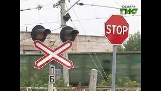 """Рейд """"Внимание, железнодорожный переезд!"""" провели сотрудники ГИБДД"""