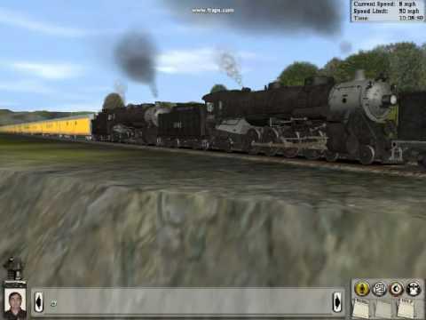 Trainz SR 4501: Now Available