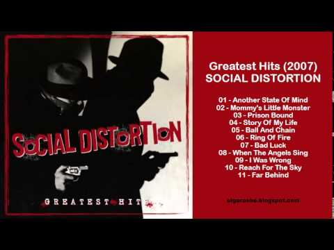 Social Distortion - Greatest Hits (2007) Full