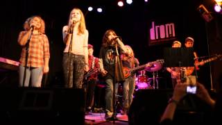 "Ben Breitman and NYC School of Rock: ""One World (Not Three)"""