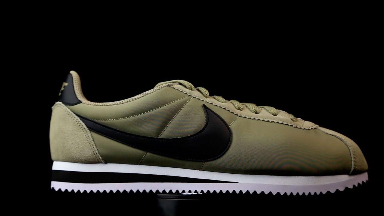 sale retailer e912a ffaaf Nike Cortez Classic caqui.