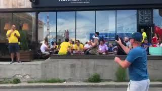 Болельщики Бразилии ждут матча со Швейцарией в Ростове-на-Дону | Страна.ua