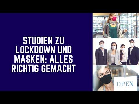 Studien zu Lockdown und Masken: Alles richtig gemacht