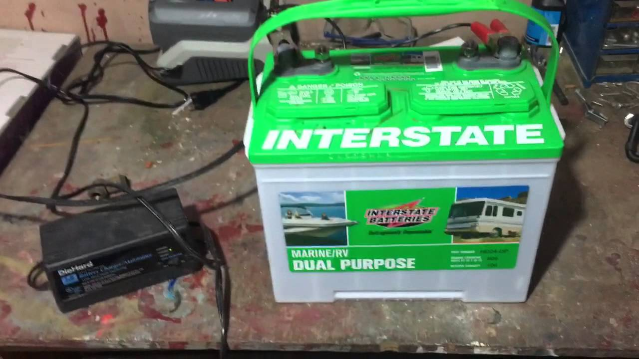 how to keep rv boat classic car battery charged during the winter