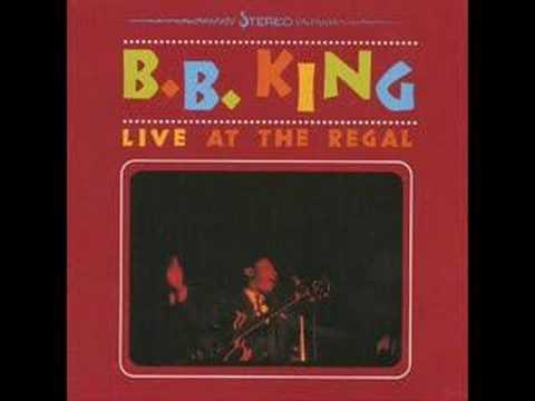 B.B. King - Worry Worry Live at the regal