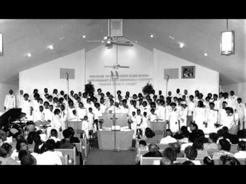 """Joy of My Salvation"" Ebenezer Baptist Church Mass Choir (2000)"