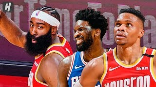 Philadelphia 76ers vs Houston Rockets - Full Game Highlights | January 3, 2020 | 2019-20 NBA Season