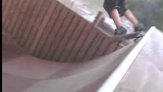 8 Foot Halfpipe