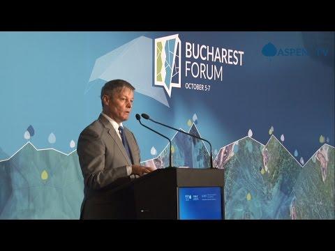 Keynote Speech by Dacian Cioloș at Bucharest Forum 2016