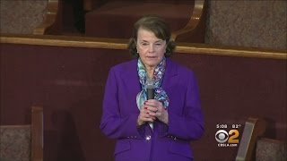 Sen. Feinstein Holds Heated Town Hall In South LA
