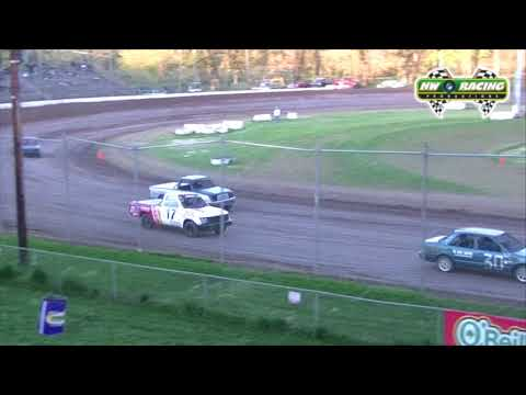 4-12-14 Cottage Grove Speedway Hornet Dash